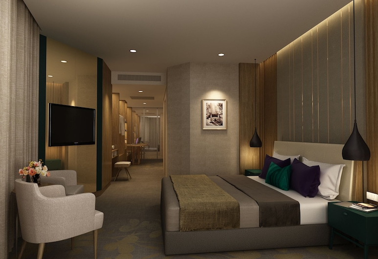 Asawin The Convention & Restination, Bangkok, Superior Room, Guest Room