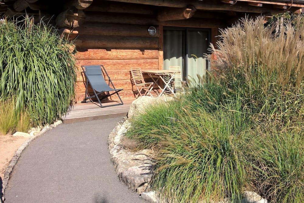 Comfort Chalet, Ensuite, Garden View (Ecologique et naturel) - Pemandangan Balkoni