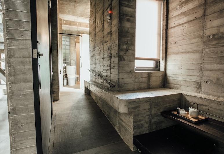 Enishi Resort villa, Huxi, Dobbeltrom – signature, 1 dobbeltseng, handikappvennlig, ikke-røyk, Gjesterom