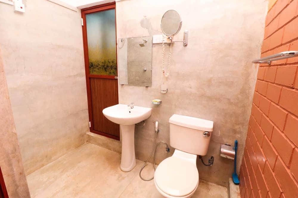 Vila Deluks, 1 Tempat Tidur Double, non-smoking - Kamar mandi