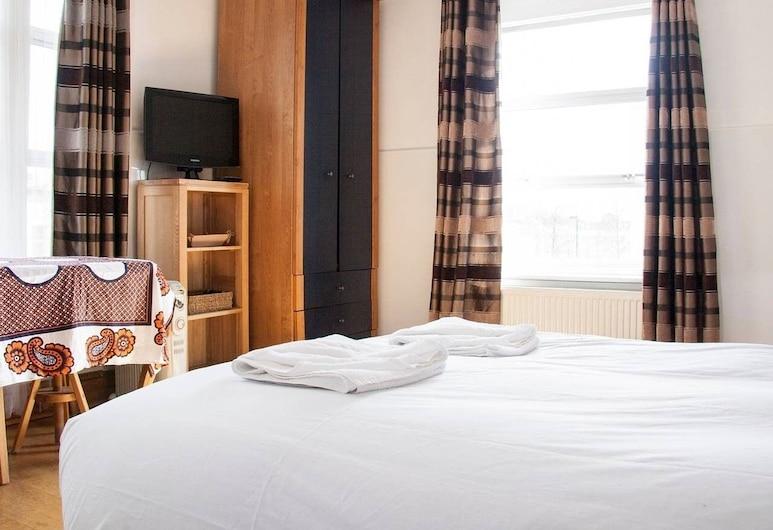 古蘇格蘭開放式公寓酒店, 倫敦, 公寓, 私人浴室 (Studio Flat 3), 客房