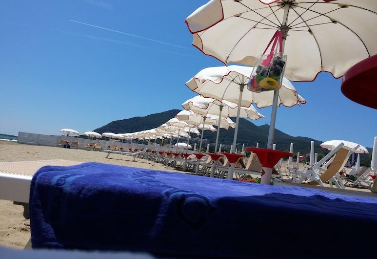 Hotel Le Pleiadi, San Felice Circeo, Plaża