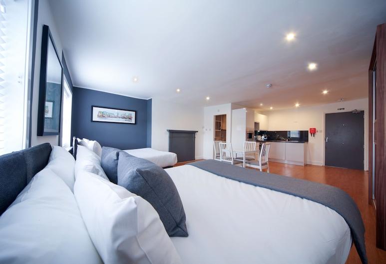CityStop Apartments Trueman , Liverpool, Studio Apartment - Sleeps 3, Room