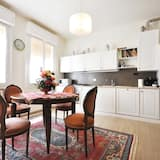 อพาร์ทเมนท์, 1 ห้องนอน - บริการอาหารในห้องพัก