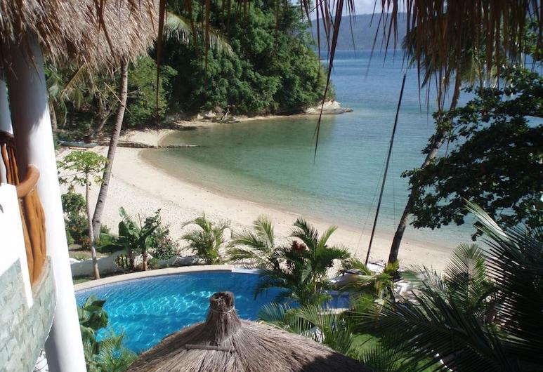 Dolphinbay Beachfront & Dive Resort, Puerto Galera, Outdoor Pool