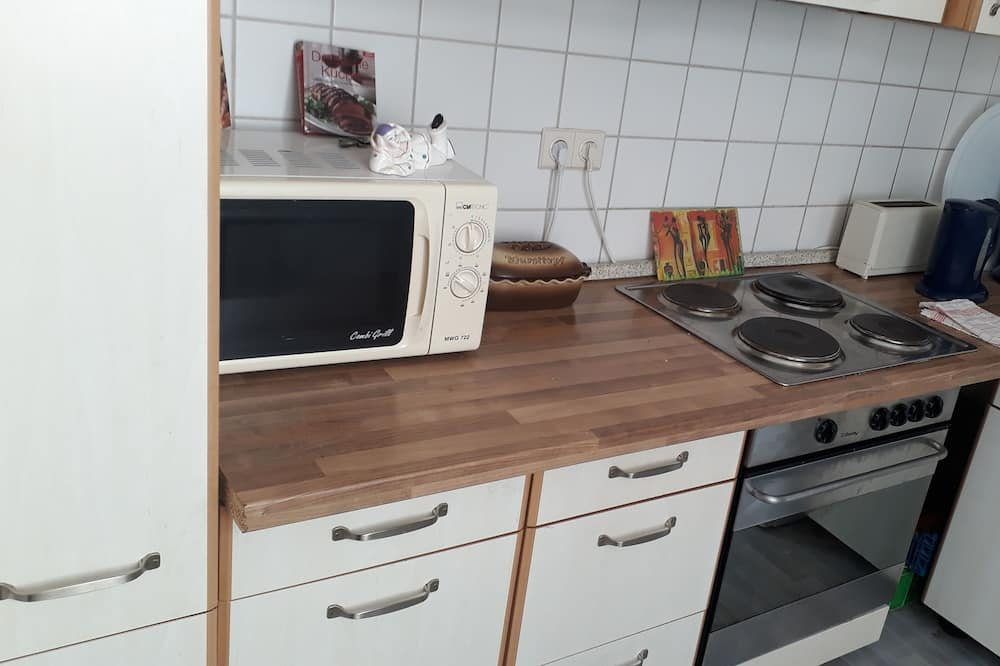 Economy Single Room, 1 Twin Bed, Non Smoking - In-Room Kitchen