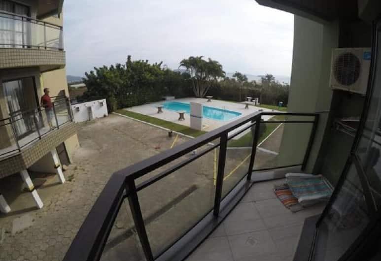 Apartamento com saída para o mar, Florianopolis