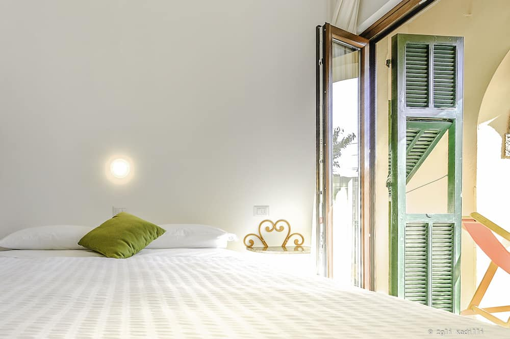 Doppel- oder Zweibettzimmer, 1 Queen-Bett, Nichtraucher - Zimmer