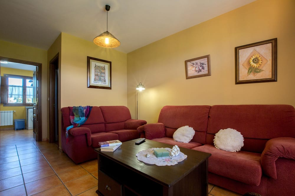 Apartament, 2 sypialnie (4 PAX) - Salon