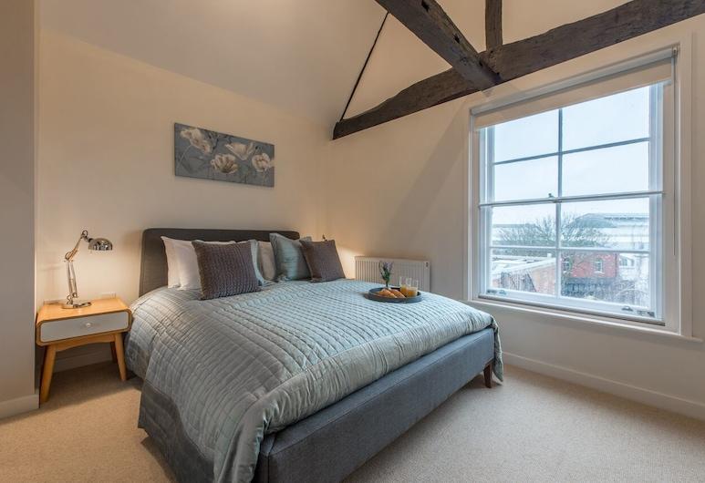 Central Apartment Facing Windsor Castle, Windsor, Apartmán typu Comfort, 2 spálne, nefajčiarska izba, Izba