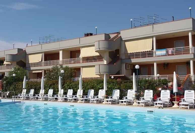 Residence Ex Colonia Marina, Bernalda, Piscina al aire libre