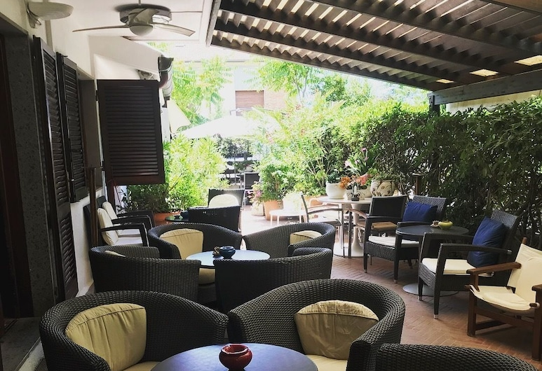 Piccolo Hotel, Castiglione della Pescaia, Prostor za sjedenje u predvorju