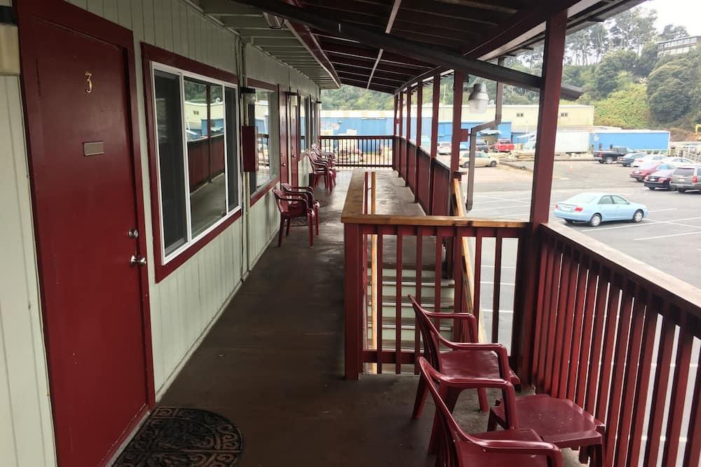 Camera, Letti multipli - Vista balcone