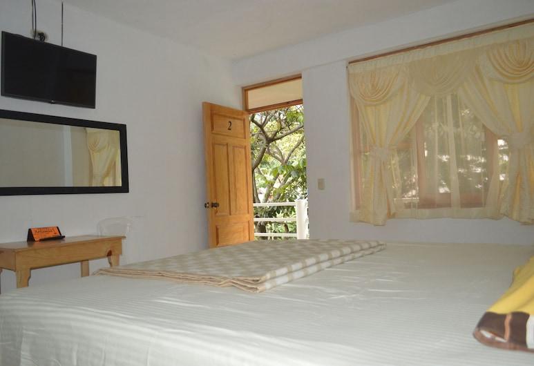 Hotel Xetawaal, סן פדרו לה לגונה, חדר בייסיק זוגי ליחיד, ללא עישון, חדר אורחים