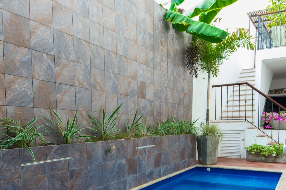 Villa Deluxe, Varias camas, para no fumadores - Alberca privada