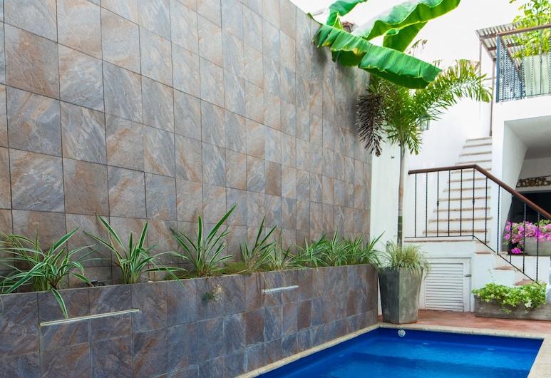 Luxe Villa Milatt? Boutique /pool by Nomadguru, Cartagena, Deluxe Villa, Birden Çok Yatak, Sigara İçilmez, Özel havuz