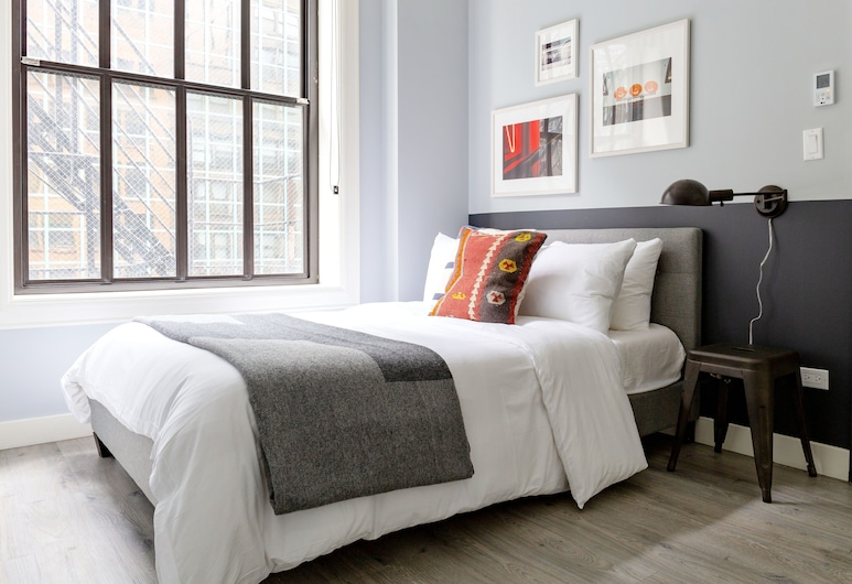 Sonder - The Plymouth , Chicago, Premier Suite, 4 Bedrooms, Room