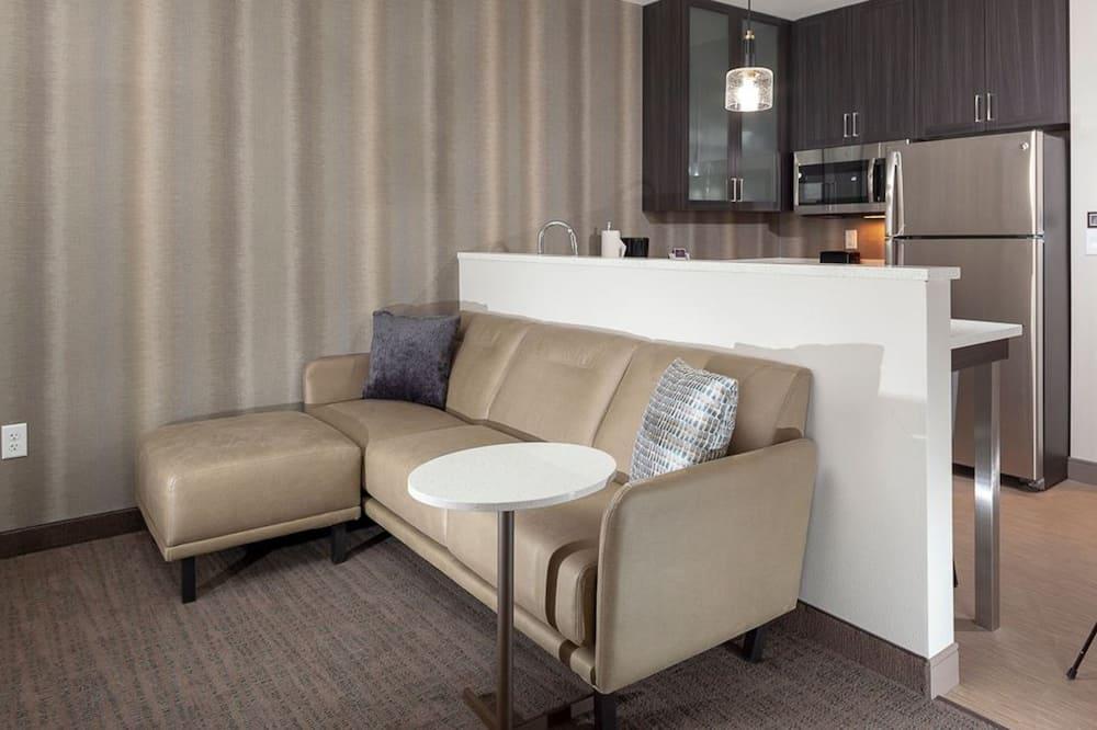Suite, 1 kamar tidur, non-smoking - Area Keluarga