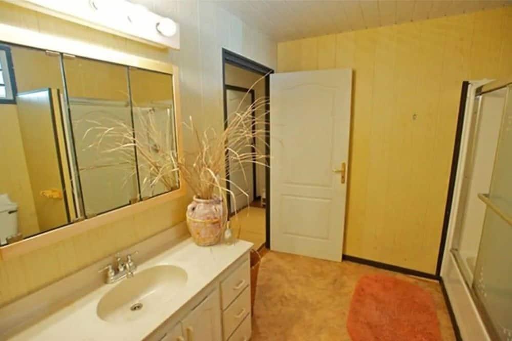 Maison, 3 chambres, en front de plage - Salle de bain