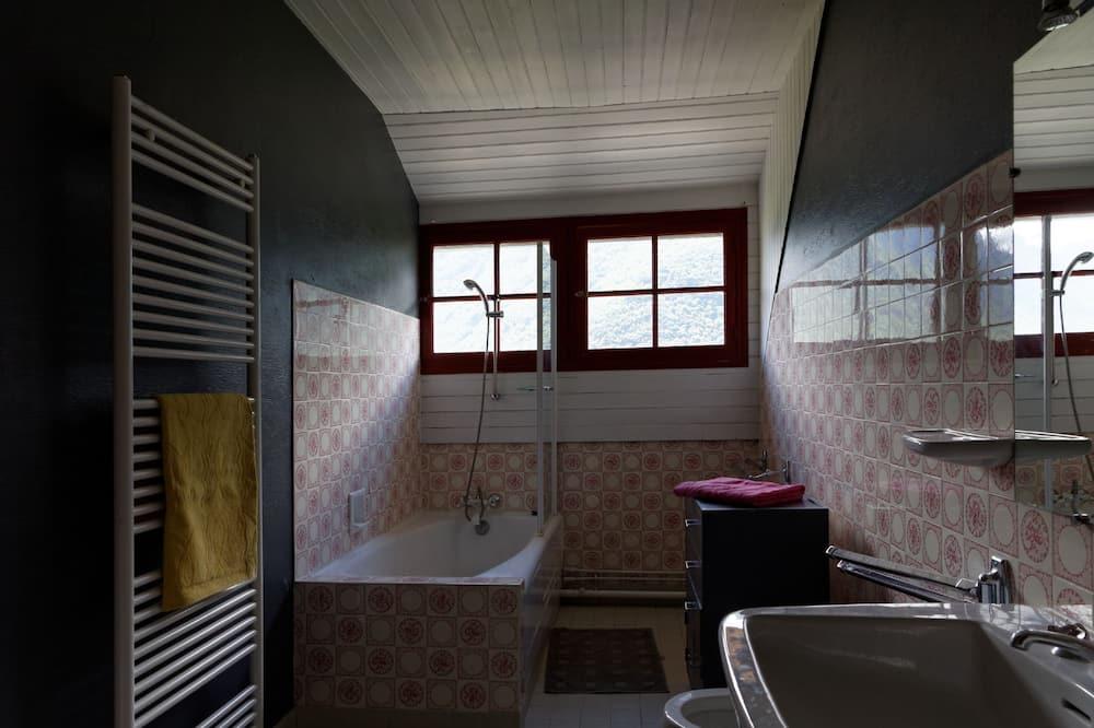 ハウス (7 bedrooms) - バスルーム