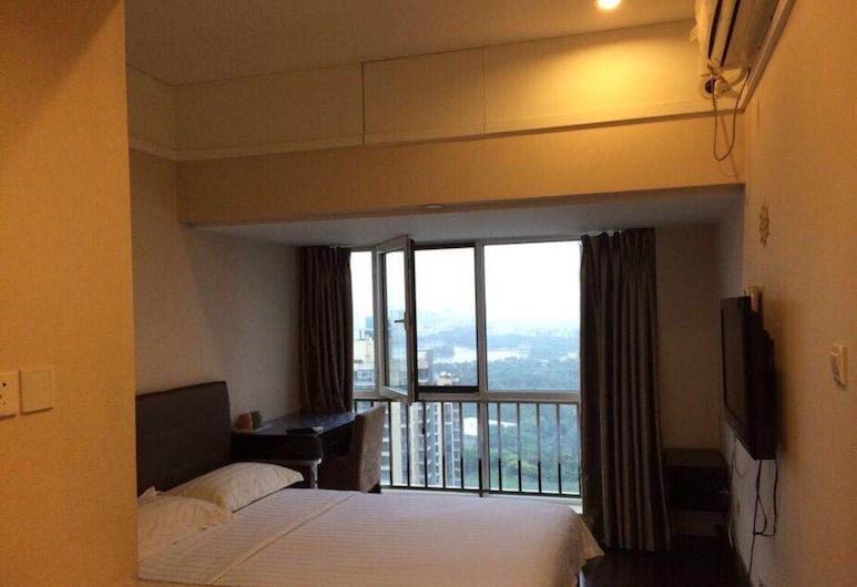 荷悅酒店, 天津市, 豪華大床房, 客房