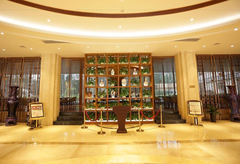 De Sense Hotel Guangdong Guangzhou, Guangzhou, Predvorje