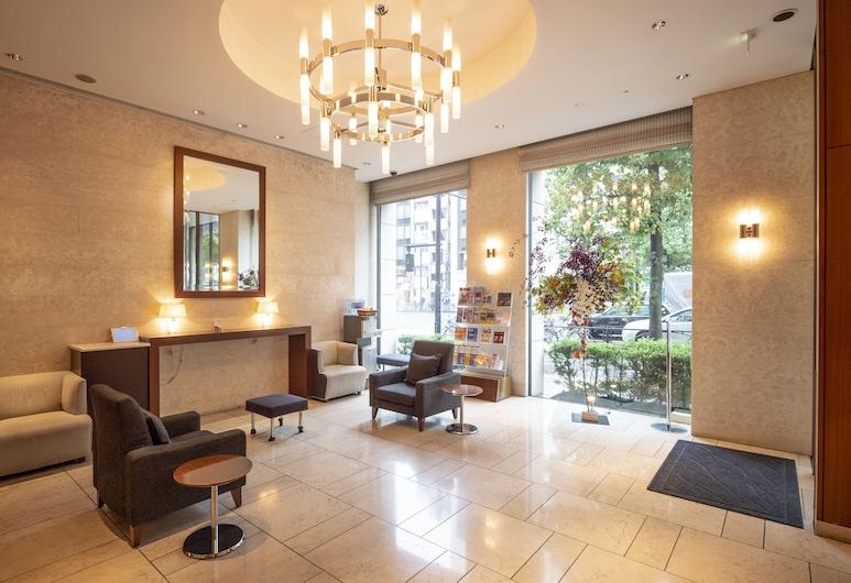 Hotel Keihan Tokyo Yotsuya, Tokyo, Lobby