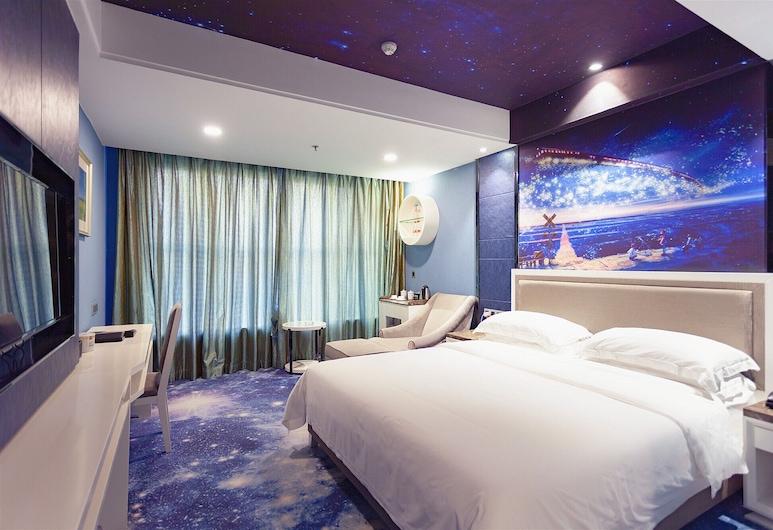 容錦酒店, 廣州市, 主題大床房, 客房