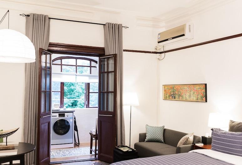 上海黃浦淮海中路欣格居服公寓, 上海, 高級一居室, 客房
