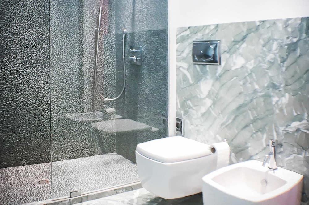 Standard Double Room, Park View (2) - Bathroom