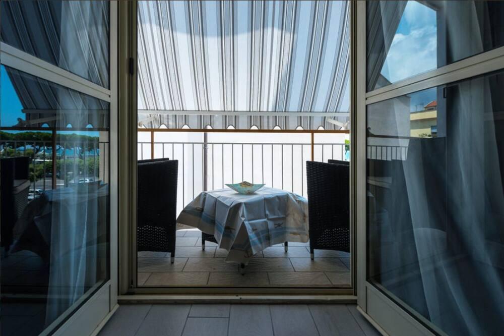 Superior Stüdyo (Blue) - Teras/Veranda