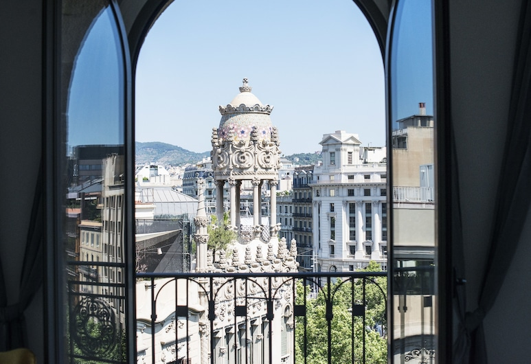 Safestay Passeig de Gracia, Barselona, Apartamentai, Svečių kambarys