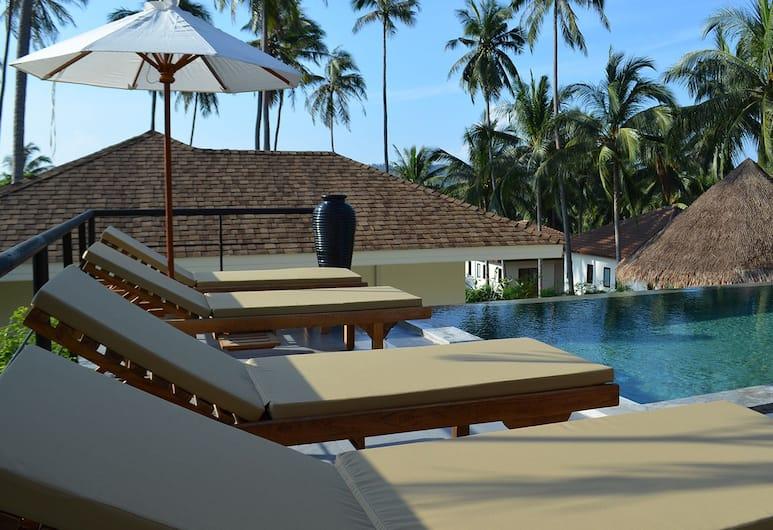 果園旅館, 蘇梅島, 日光浴甲板