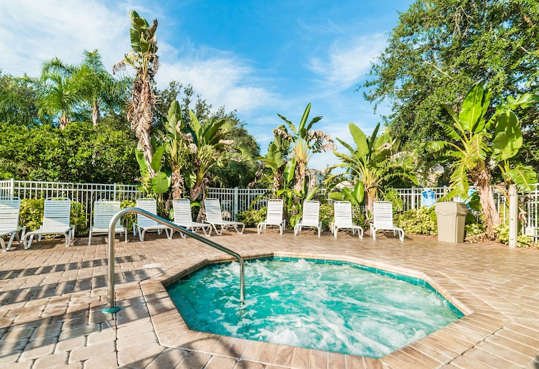 Ip60240 - Windsor Palms Resort - 3 Bed 3 Baths Townhome, Kissimmee, Spa