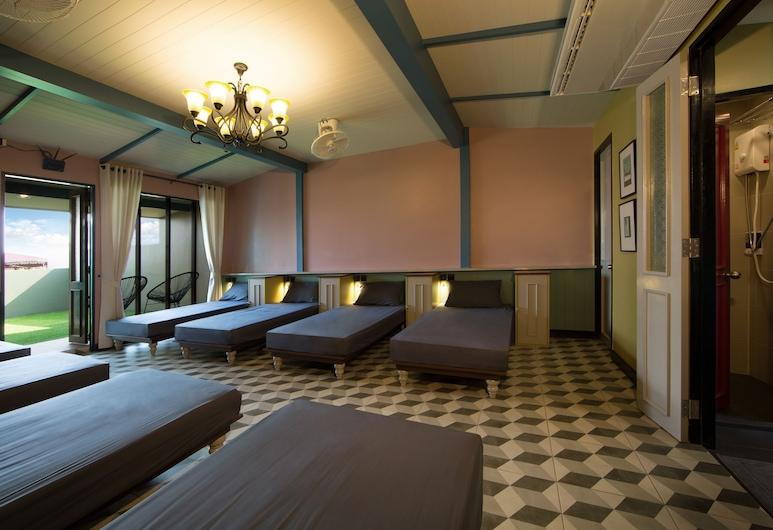 サイアム カラーズ ホステル, バンコク, Bed in 8-Bed Mixed Dormitory, 部屋