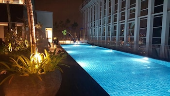 A(z) Suasana All Suites Hotel hotel fényképe itt: Johor Bahru
