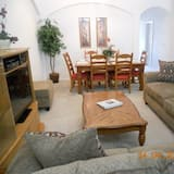 Family Villa, Garden Area - Lobby