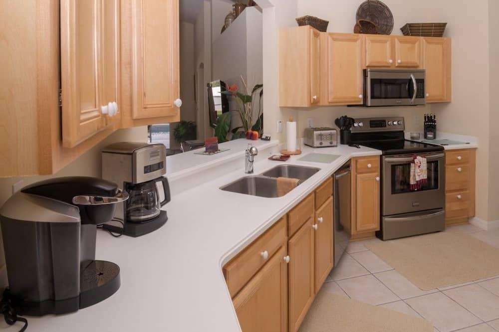 Obiteljska vila, privatni bazen, vrt - Zajednički kuhinjski sadržaji