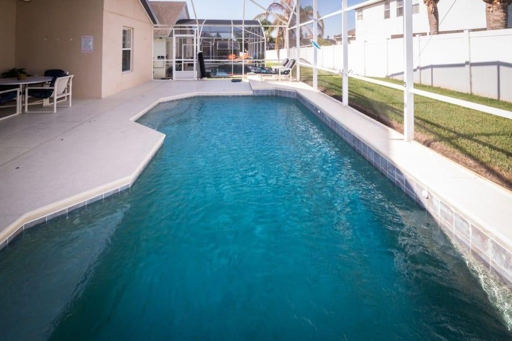Obiteljska vila, privatni bazen, vrt - Izdvojena fotografija