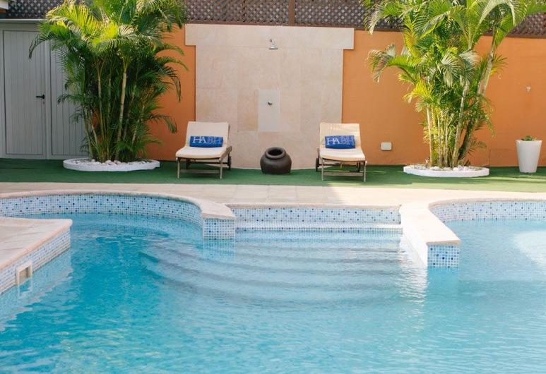 Hotel e Aldeamento Belo Horizonte, Belas, Outdoor Pool