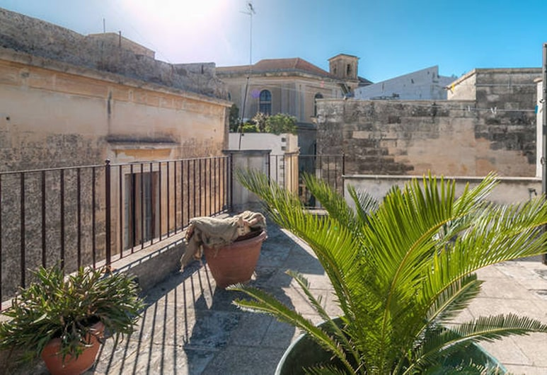 Caminanti B&B, Lecce, Pokoj typu Comfort, Terasa