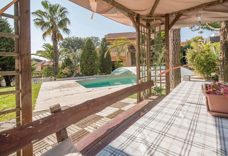 Villa Amparo, Calafell, Leilighet, 4 soverom, Terrasse/veranda