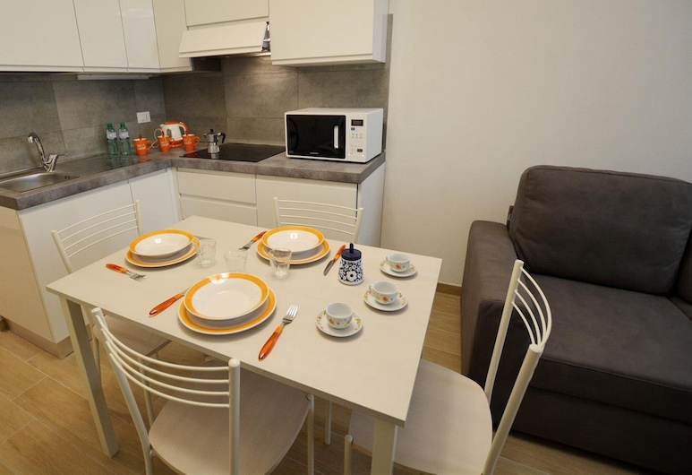 Canacci apartment, Florence, Apartment, 1 Queen Bed with Sofa bed, Non Smoking, Living Area