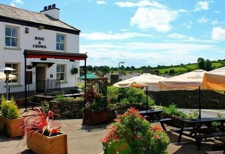 Rose And Crown Inn, Grange-over-Sands