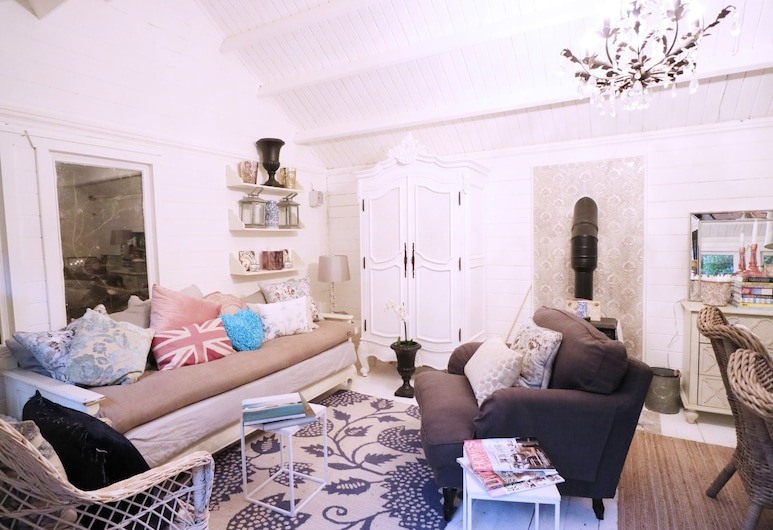 Boho Chic House for 5 With Garden, Londen, Woonruimte
