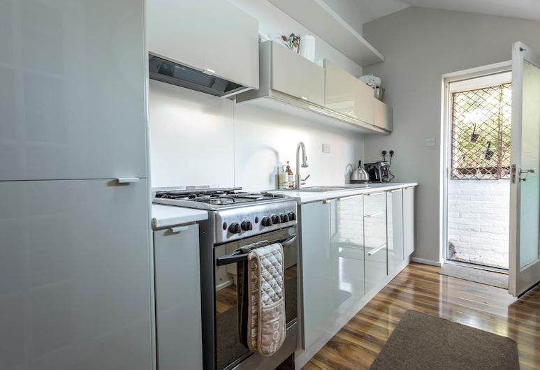 كوزي 2 بد رومز هاوس إن بيوتيفول كامبريدج, كامبريدج, مطبخ خاص
