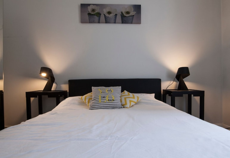 Modern Apartment in Notting Hill, Sleeps 4, Londra, Oda