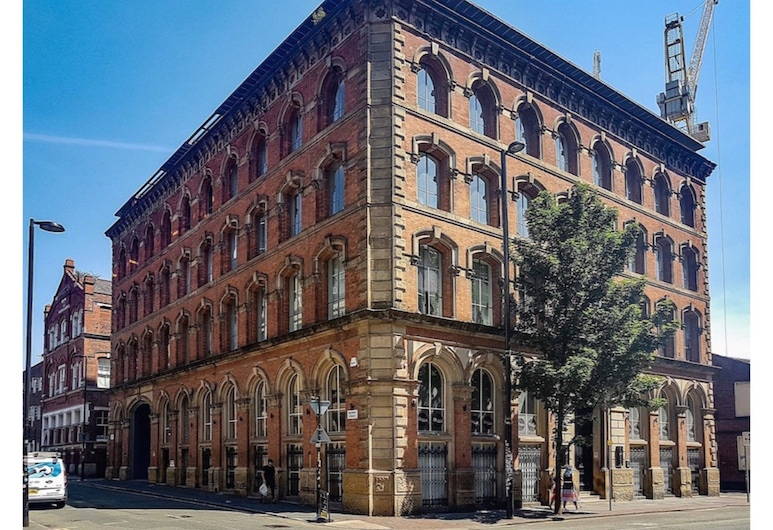 Greater Manchester Warehouse Apartment for up to 4, Manchester