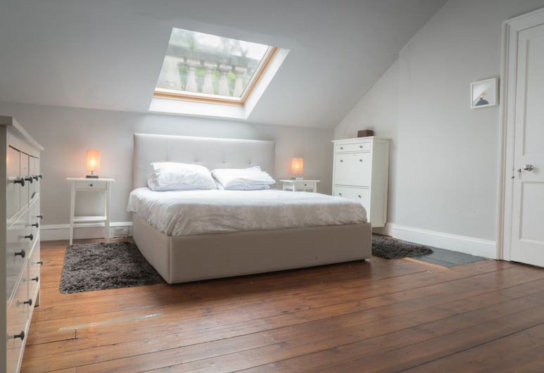 Stunning, Georgian, Grade A Listed Building for 6, Édimbourg, Appartement (3 Bedrooms), Chambre