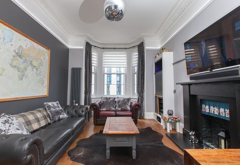 Stylish Victorian City Centretenemant for 4, เอดินเบิร์ก